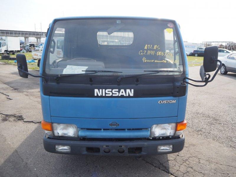 Двигатель Nissan Atlas G2H41 FD42 1993