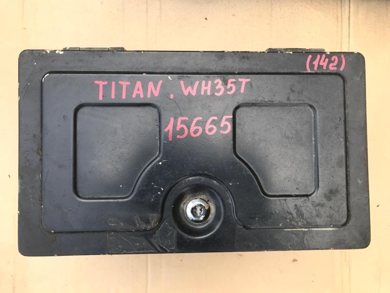 Ящик для инструментов Mazda Titan WH35T 4HF1 2001