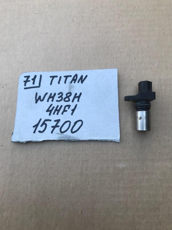 Датчик положения коленвала Mazda Titan WH38H 4HF1 2001
