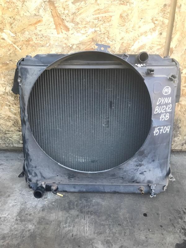 Радиатор Toyota Dyna BU212 15B 1996