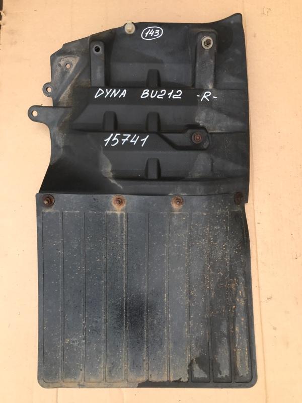 Крыло Toyota Dyna BU212 15B 1996 переднее правое