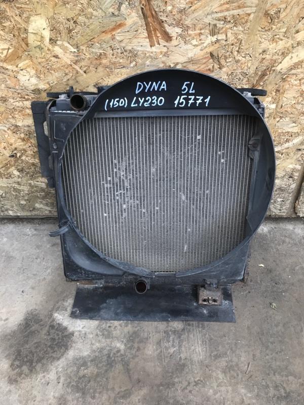 Радиатор Toyota Dyna LY230 5L 2003