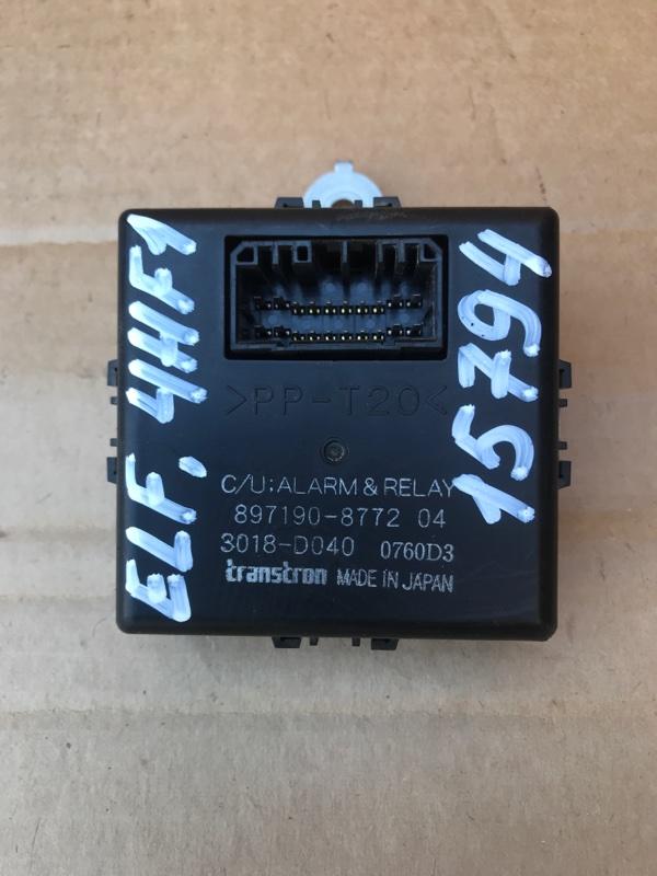 Реле Isuzu Elf NKR66ED 4HF1 2000