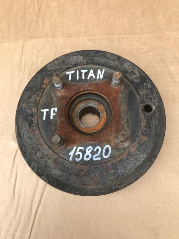 Барабан ручника Mazda Titan WGEAT TF 1997