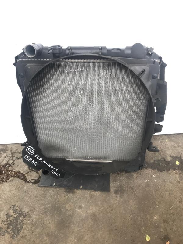 Радиатор Isuzu Elf NKR81E 4HL1 2004