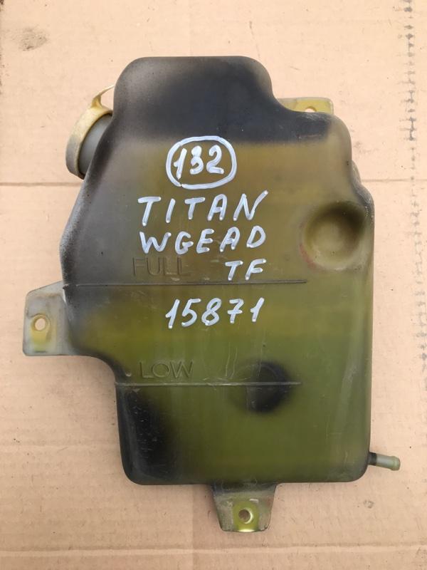 Расширительный бачок Mazda Titan WGEAD TF 1999