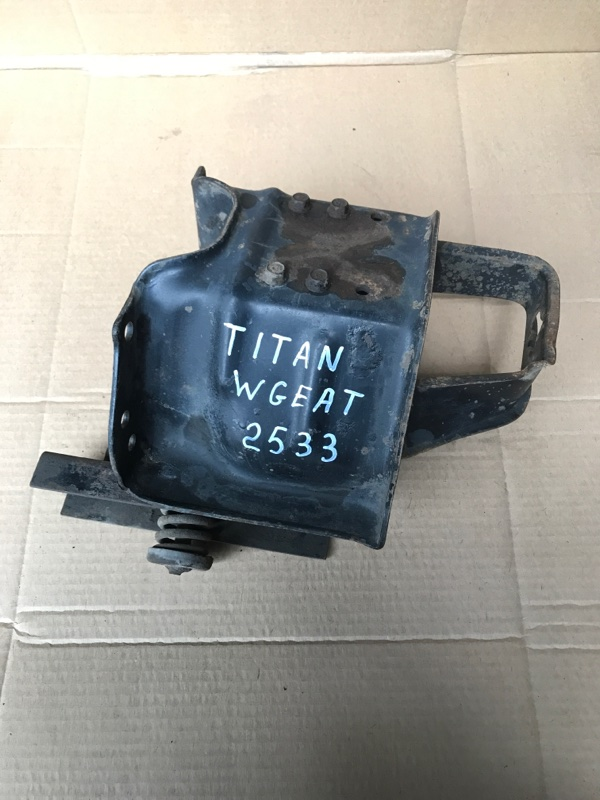 Крепление запаски Mazda Titan WGEAT TF 1997