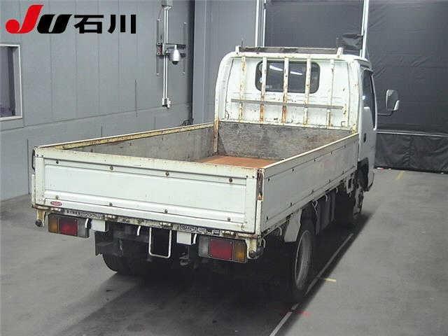 Кузов бортовой Isuzu Elf NKR66E 4HF1 1997