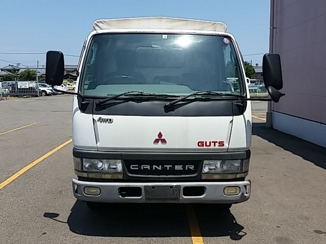 Кабина, в сборе Mitsubishi Canter FD50AB 4M40 2001