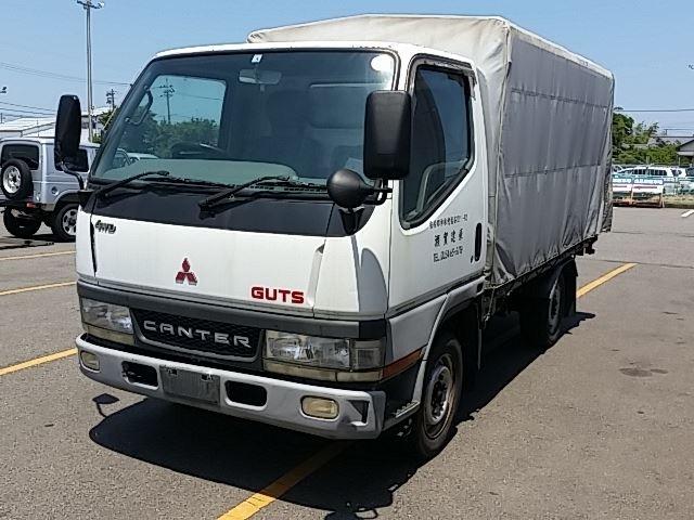 Двигатель Mitsubishi Canter FD50AB 4M40 2001