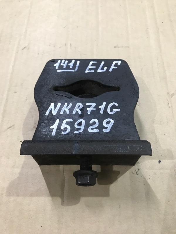 Отбойник моста Isuzu Elf NKR71G 4HG1 2000 задний