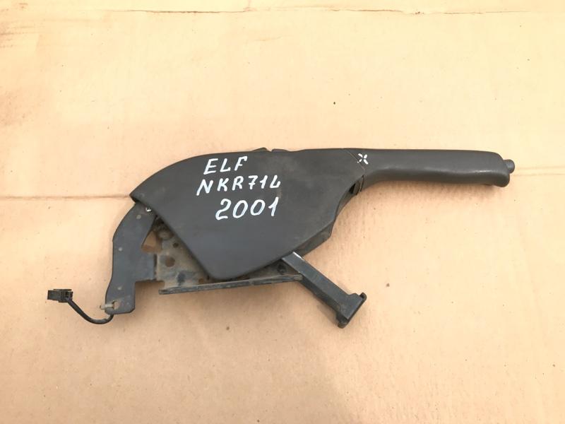 Рычаг ручника Isuzu Elf NKR71L 4HG1 2001