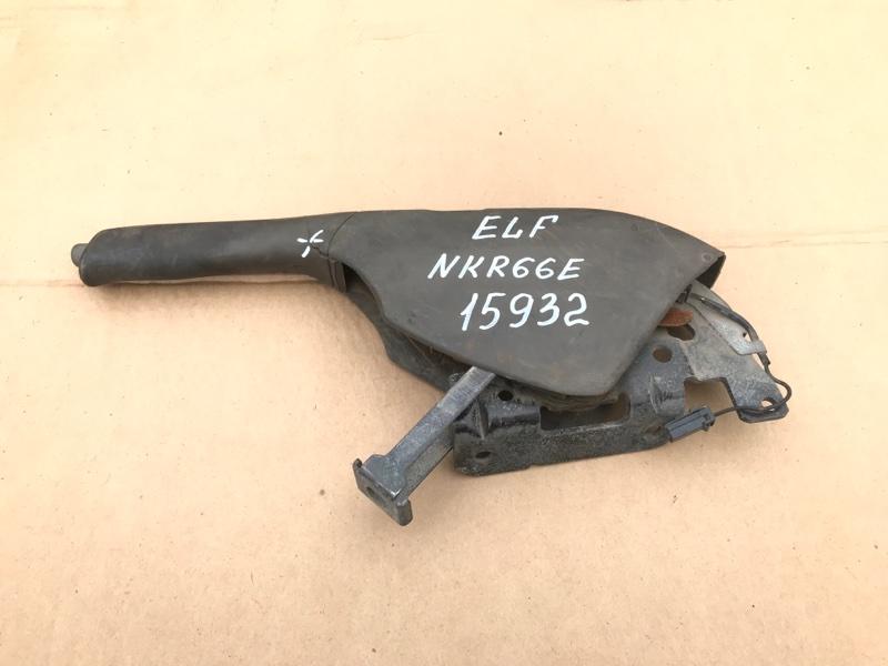 Рычаг ручника Isuzu Elf NKR66E 4HF1 1997