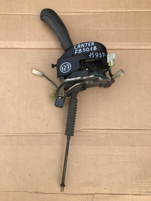 Селектор кпп Mitsubishi Canter FB501B 4M40 1997