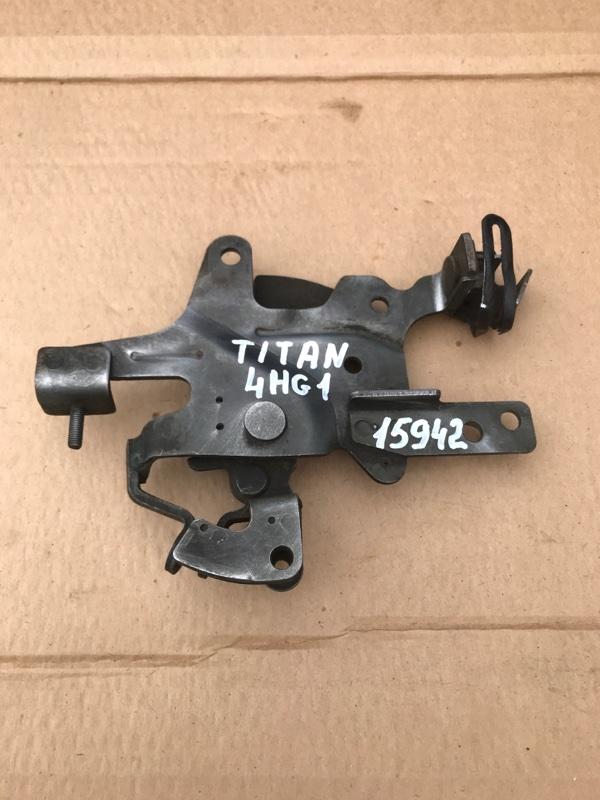 Механизм крепления тросика газа Mazda Titan WG64T 4HG1 1998