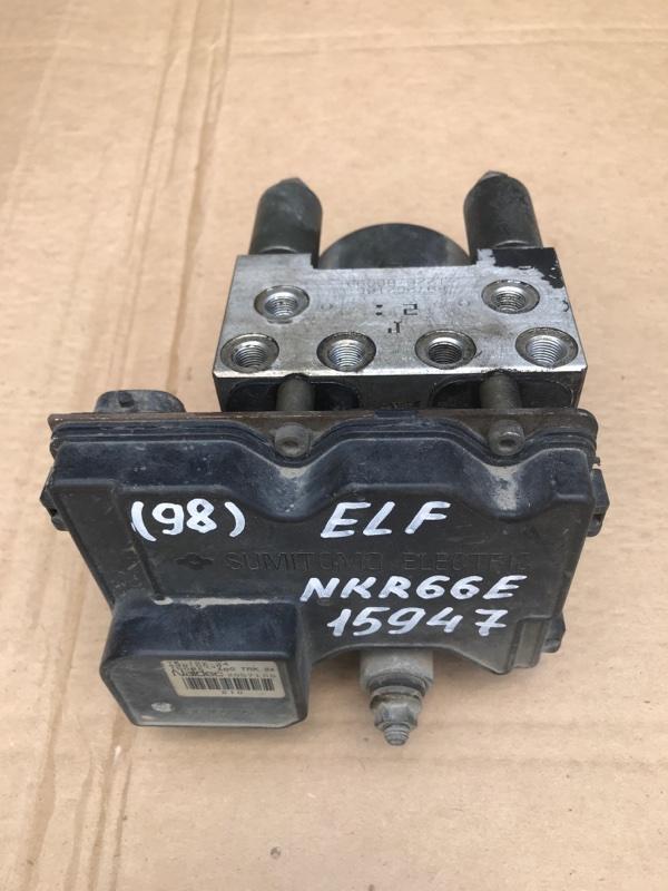 Блок abs Isuzu Elf NKR66E 4HF1 2001