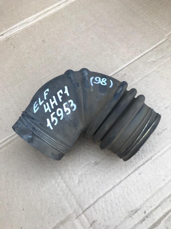Гофра впускного коллектора Isuzu Elf NKR66E 4HF1 2001