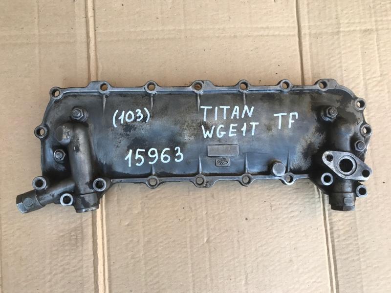 Крышка теплообменника Mazda Titan WGE1T TF 1997