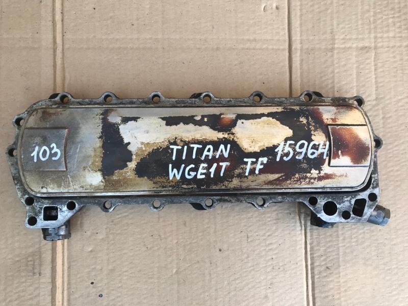 Теплообменник Mazda Titan WGE1T TF 1997