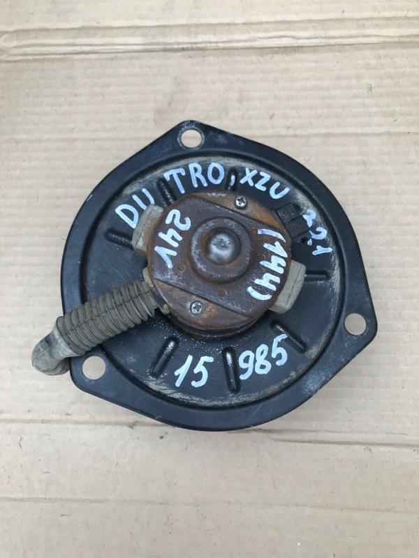 Моторчик печки Hino Dutro XZU321 S05D 2004