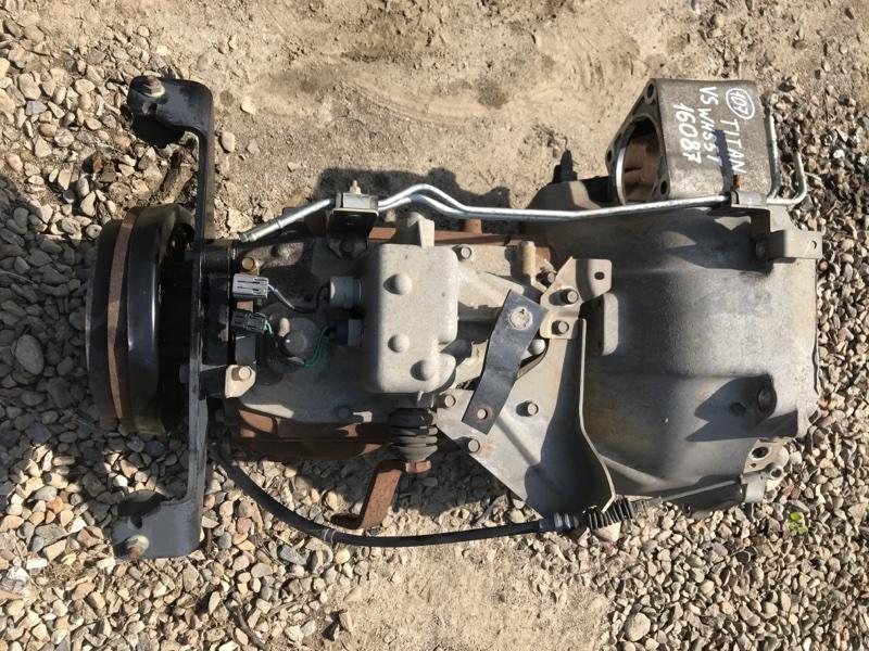 Мкпп Mazda Titan WHS5T VS 2004