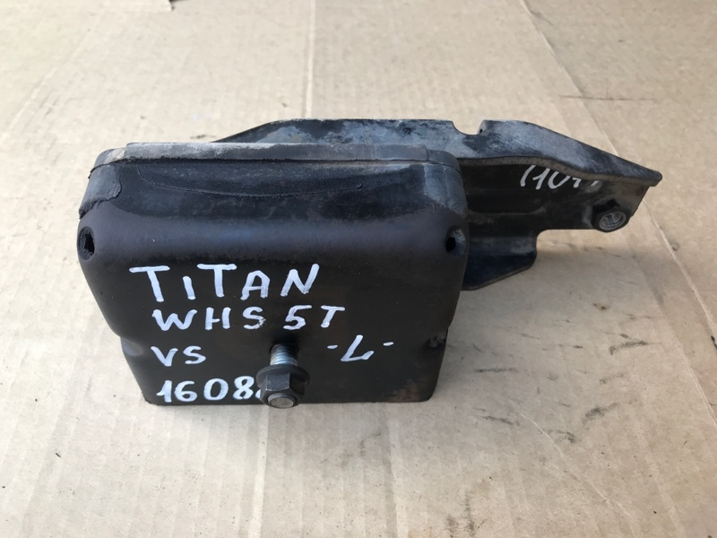 Подушка двигателя Mazda Titan WHS5T VS 2004 левая