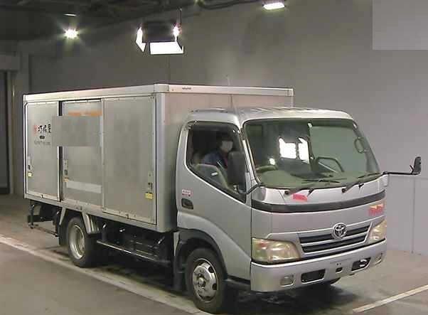 Двигатель в сборе Toyota Dyna XZU404 N04C 2007