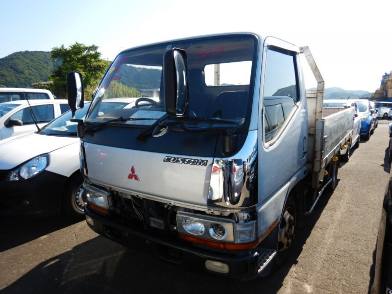 Акпп Mitsubishi Canter FE508B 4D35 1997
