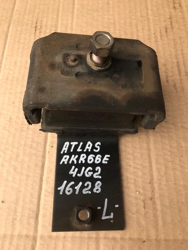 Подушка двигателя Nissan Atlas AKR69E 4JG2 2003 левая