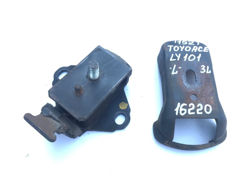 Подушка двигателя Toyota Toyoace LY101 3L 1997 левая