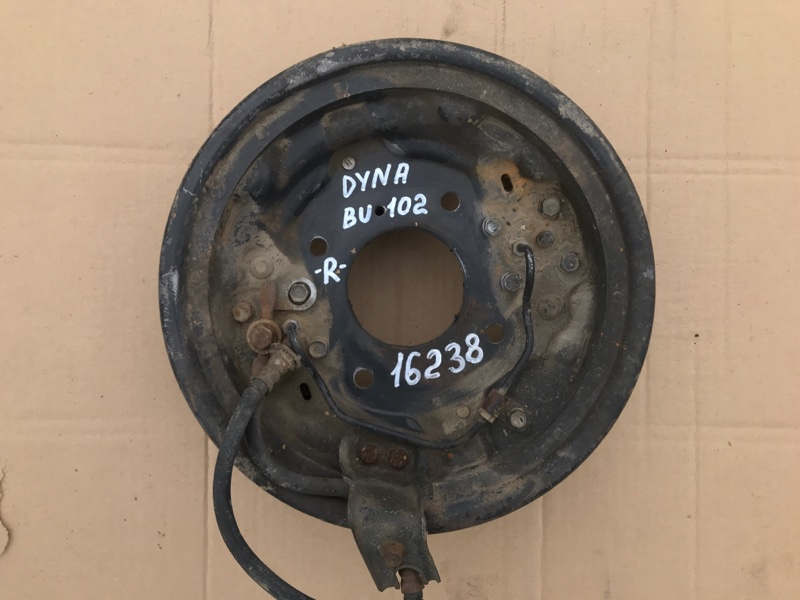 Опорный диск Toyota Dyna BU102 15B 1998 правый