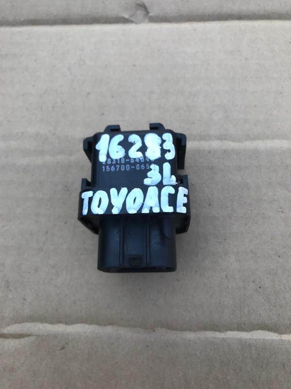 Реле стартера Toyota Toyoace LY101 3L 1997