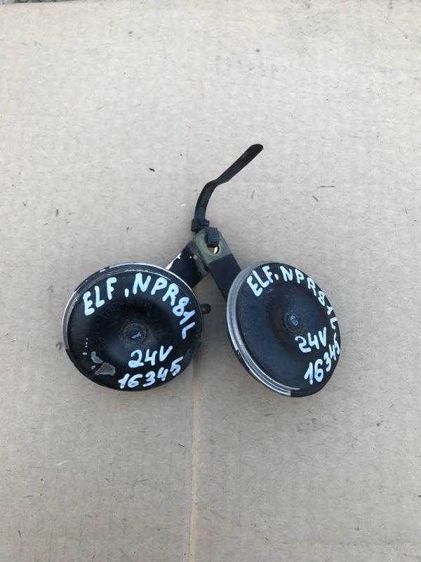 Сигнал Isuzu Elf NPR81L 4HL1 2003