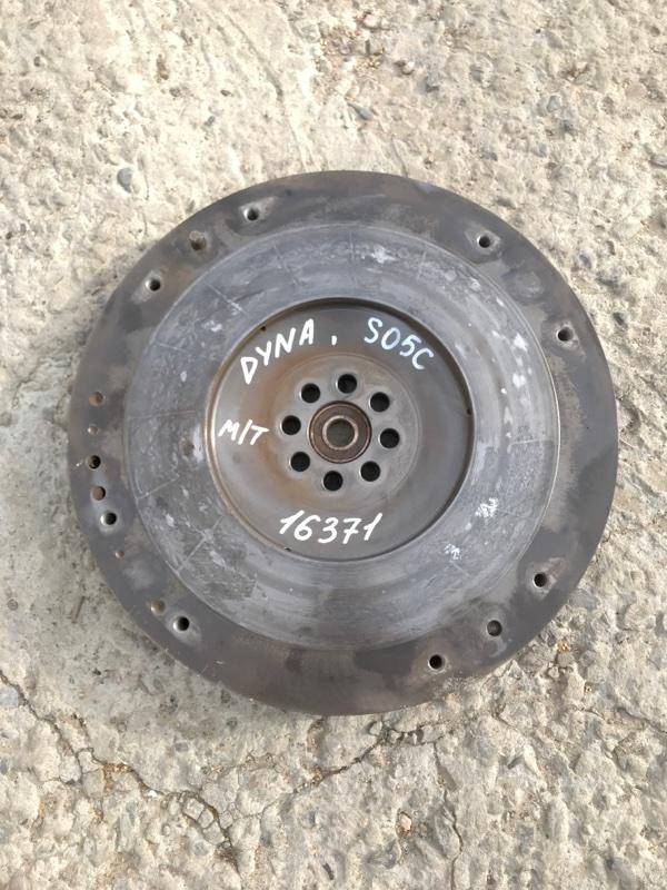 Маховик Toyota Dyna XZU347 S05C 2003
