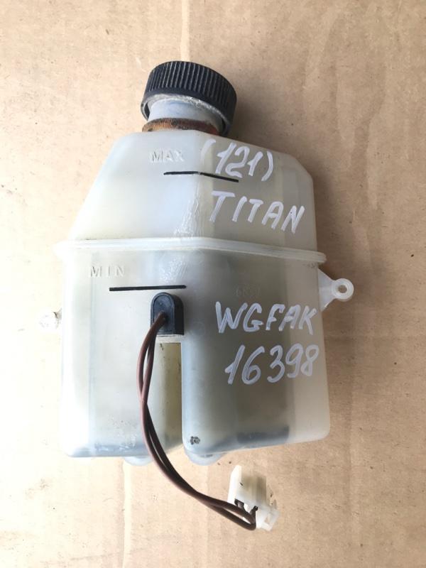 Бачок тормозной жидкости Mazda Titan WGFAK TF 1996