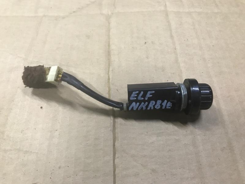 Регулятор ручного газа Isuzu Elf NKR81E 4HL1 2004
