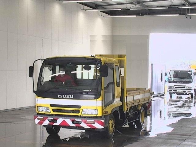 Двигатель в сборе Isuzu Forward FRR35D 6HL1 2003