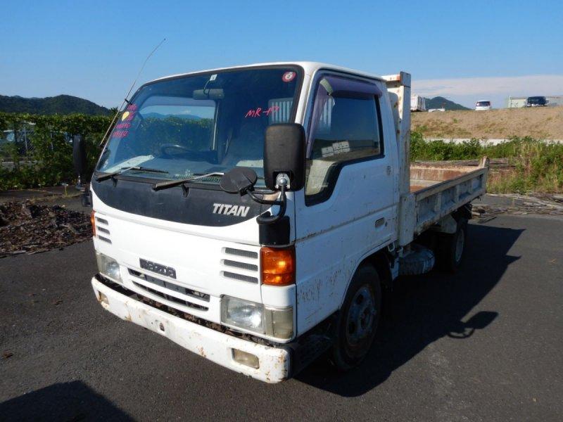 Мкпп Mazda Titan WGEAD TF 1998