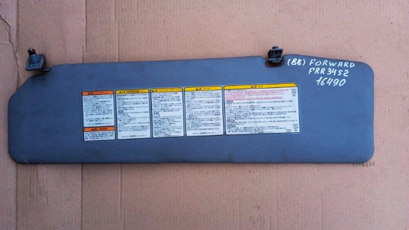 Козырек солнцезащитный Isuzu Forward FRR34S2 6HK1 2010