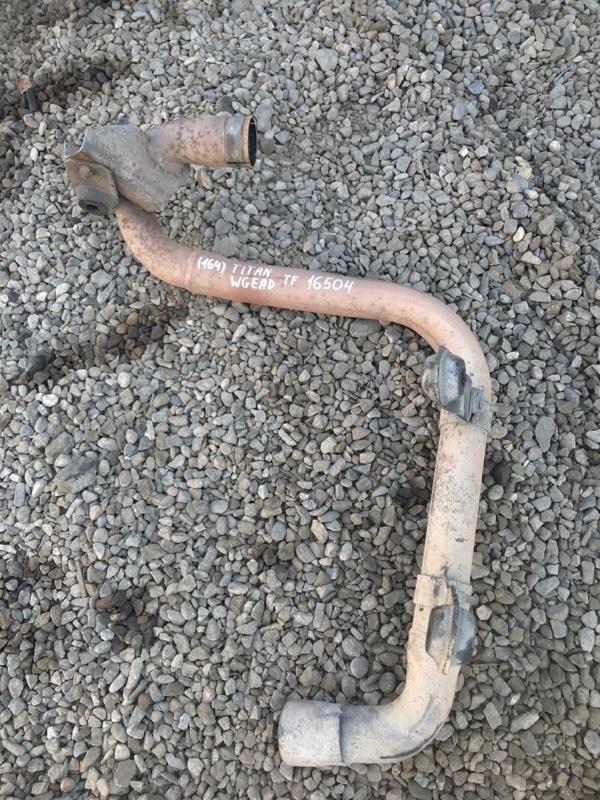 Труба глушителя Mazda Titan WGEAD TF 1998
