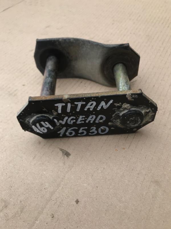 Серьга рессорная Mazda Titan WGEAD TF 1998 задняя