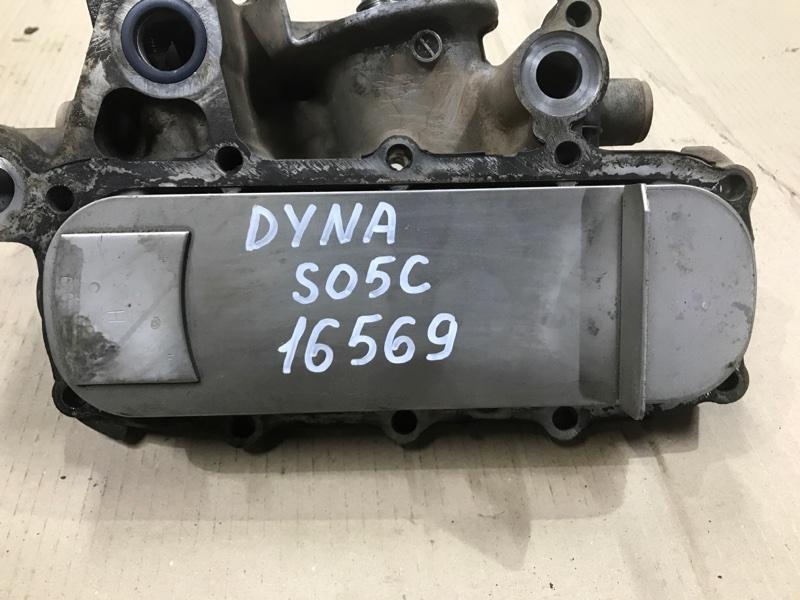 Теплообменник Toyota Dyna XZU307 S05C 2003