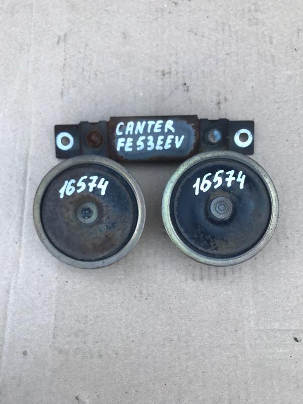 Сигнал Mitsubishi Canter FE53EEV 4M51 2000