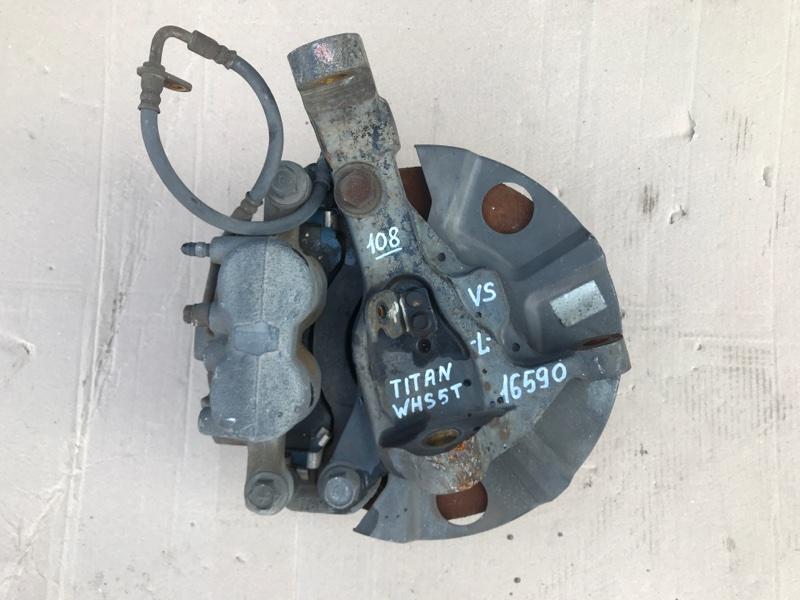Поворотный кулак Mazda Titan WHS5T VS 2001 левый