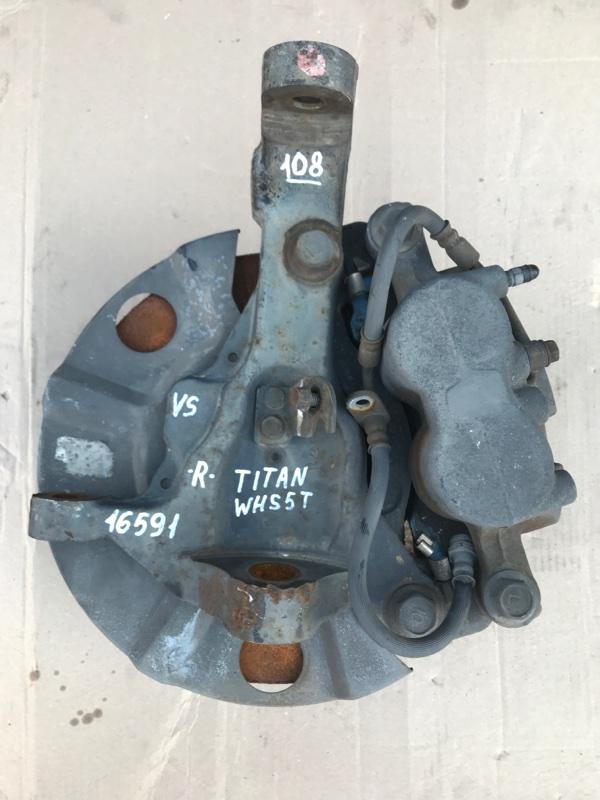 Поворотный кулак Mazda Titan WHS5T VS 2001 правый