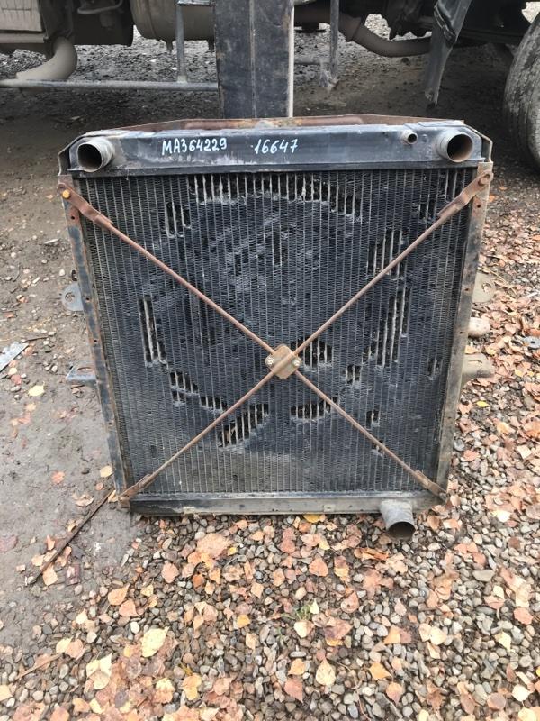 Радиатор охлаждения двигателя Маз 64229 64229 ЯМЗ238Н