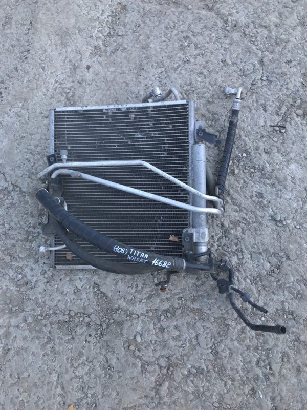 Радиатор кондиционера Mazda Titan WHS5T VS 2001