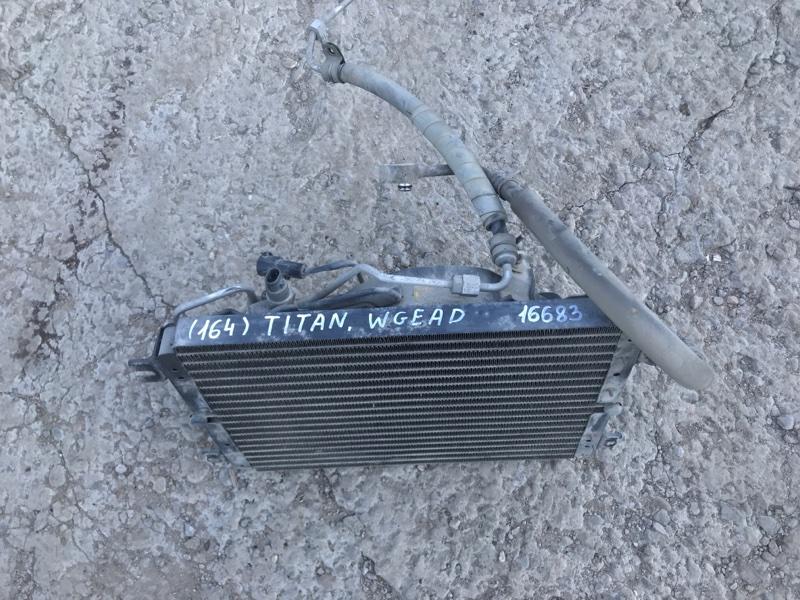Радиатор кондиционера Mazda Titan WGEAD TF 1998