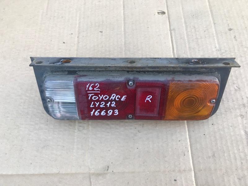 Стоп сигнал Toyota Toyoace LY212 5L 2000 правый