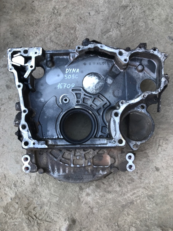 Кожух маховика Toyota Dyna XZU307 S05C 2001